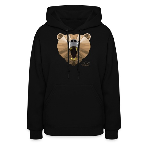 Hungry Bear Women's V-Neck T-Shirt - Women's Hoodie