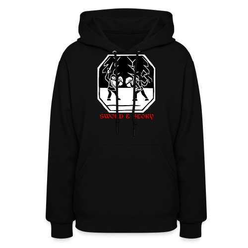 To the Death - Women's Hoodie