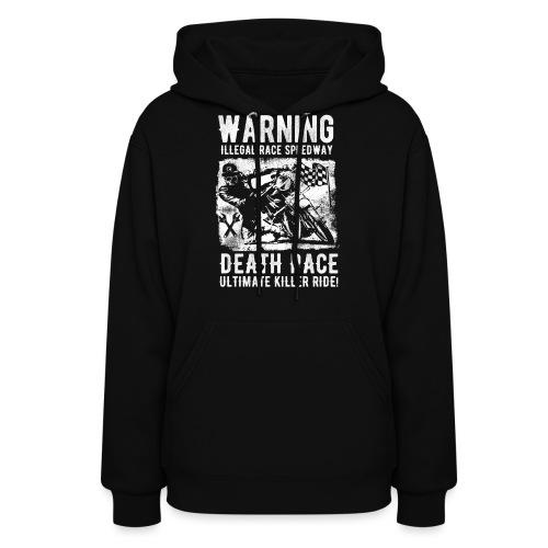 Motorcycle Death Race - Women's Hoodie