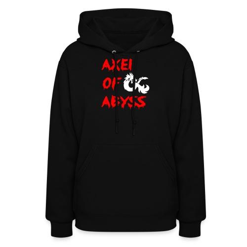 Axelofabyss dragon shirt - Women's Hoodie