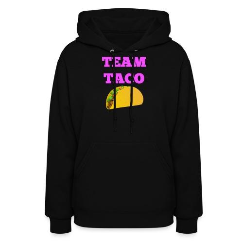 TEAMTACO - Women's Hoodie