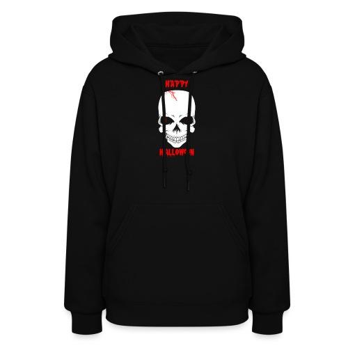 Halloween Skull - Women's Hoodie