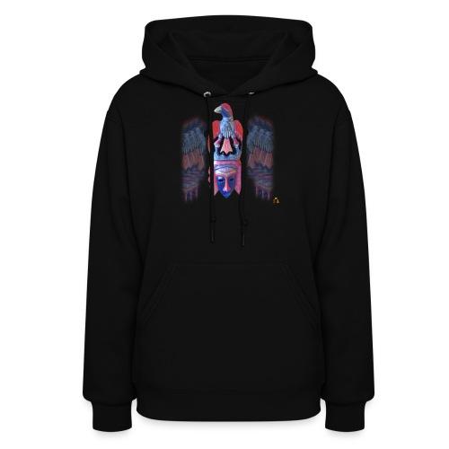 Acro Aztec - Women's Hoodie