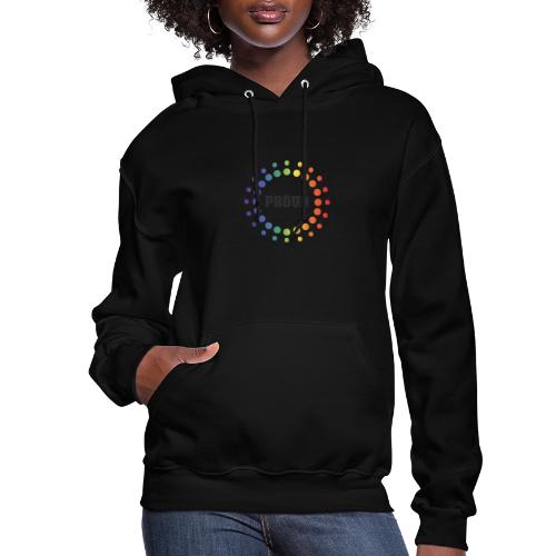 Proud Circles - Women's Hoodie