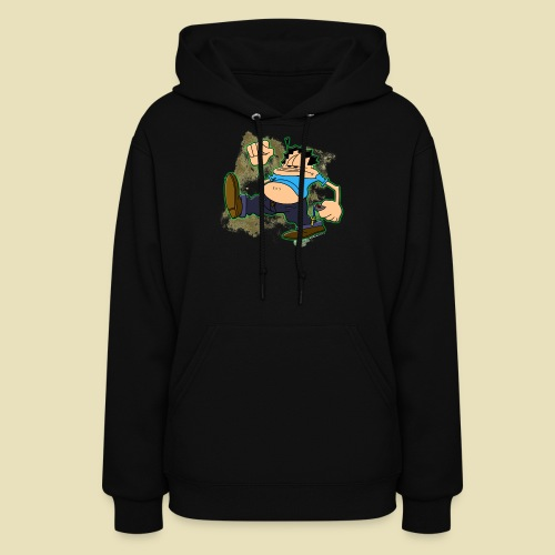 Ongher's UFO Ongher March - Women's Hoodie