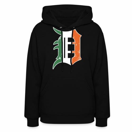 IRISH D - Women's Hoodie