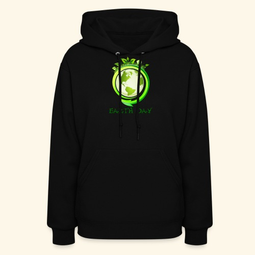 Happy Earth day - 2 - Women's Hoodie