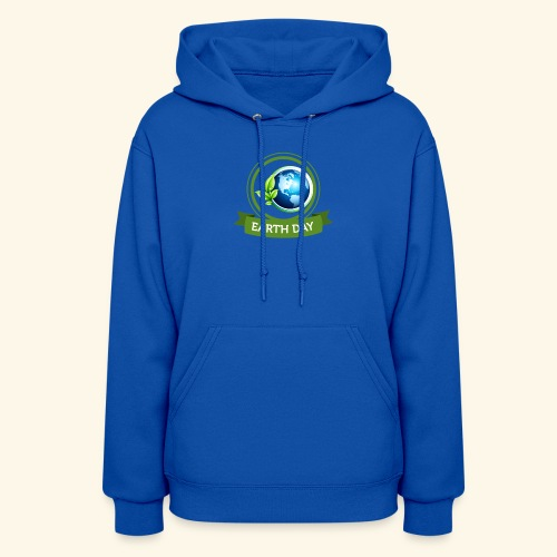Happy Earth day - 3 - Women's Hoodie