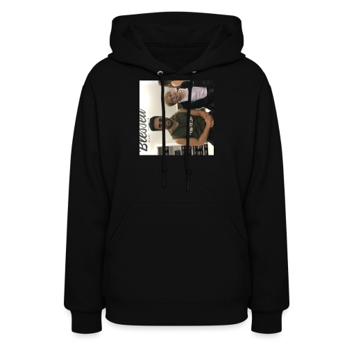 me with gorge janko - Women's Hoodie