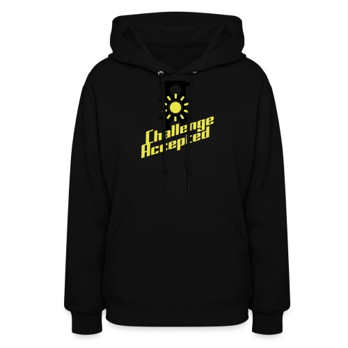 Challenge Accepted - Women's Hoodie