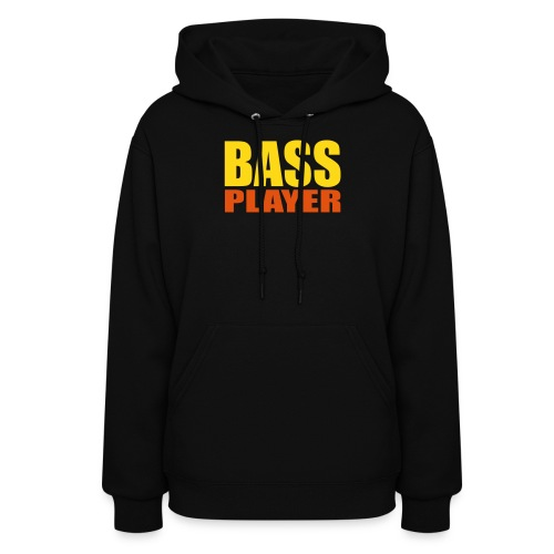 Bass Player - Women's Hoodie