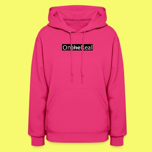 OntheReal coal - Women's Hoodie