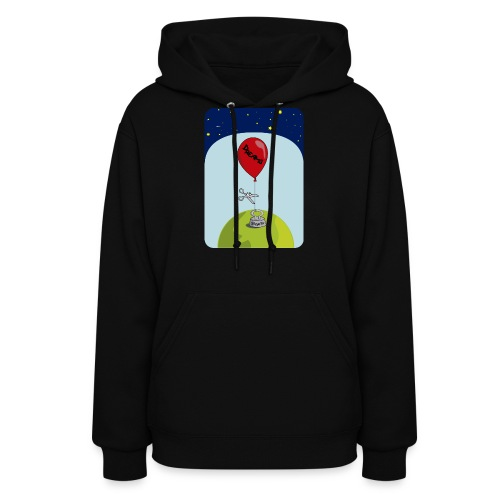 dreams balloon and society 2018 - Women's Hoodie