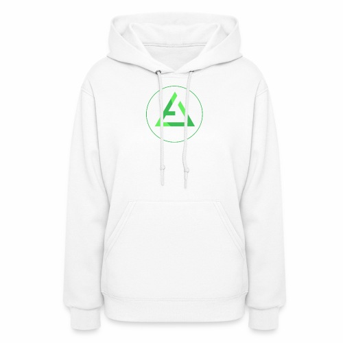 crypto logo branding - Women's Hoodie