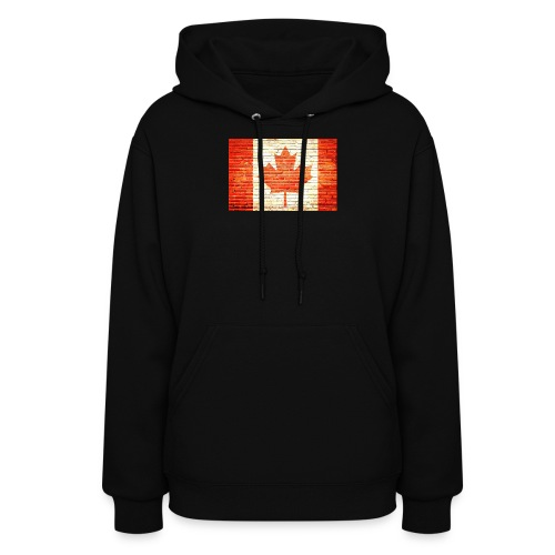 Canada flag - Women's Hoodie