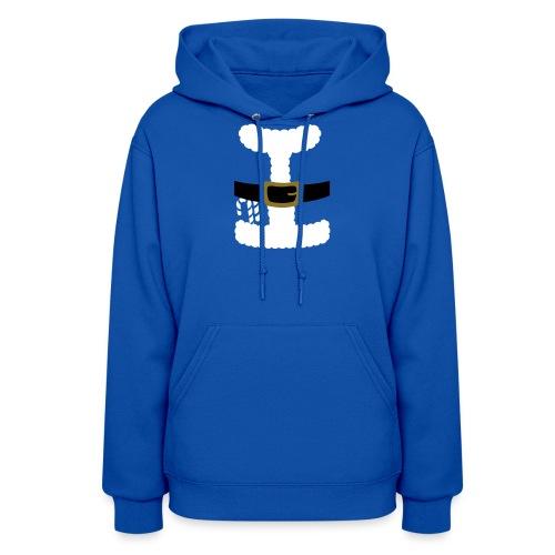SANTA CLAUS SUIT - Men's Polo Shirt - Women's Hoodie