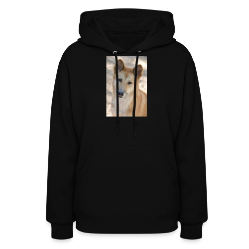 My youtube page - Women's Hoodie