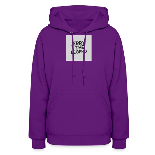 Jerry The Legend classic - Women's Hoodie