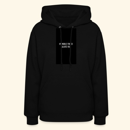 unbothered - Women's Hoodie