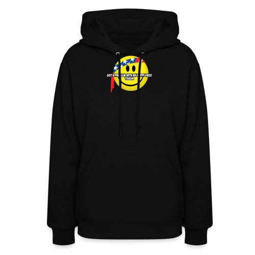 Happy Face USA - Women's Hoodie