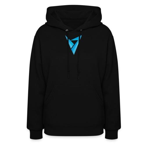 v logo - Women's Hoodie