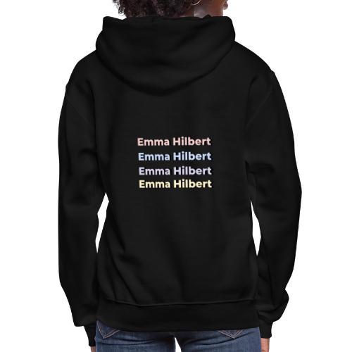 Emma Hilbert All over - Women's Hoodie