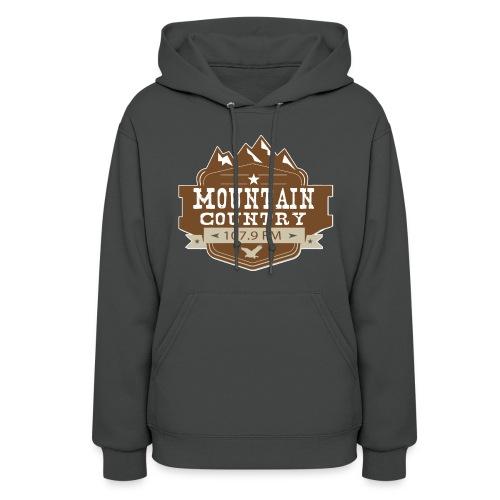 Mountain Country 107.9 - Women's Hoodie