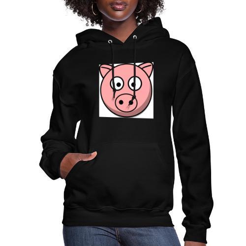 Piggy Mask - Women's Hoodie