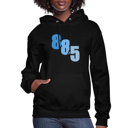 885 Blue - Women's Hoodie