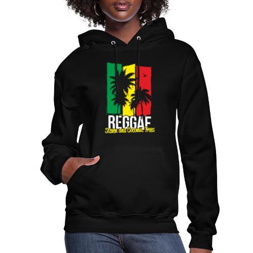 reggae - Women's Hoodie