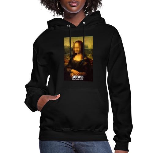 AQUAINT Mona Lisa - Women's Hoodie