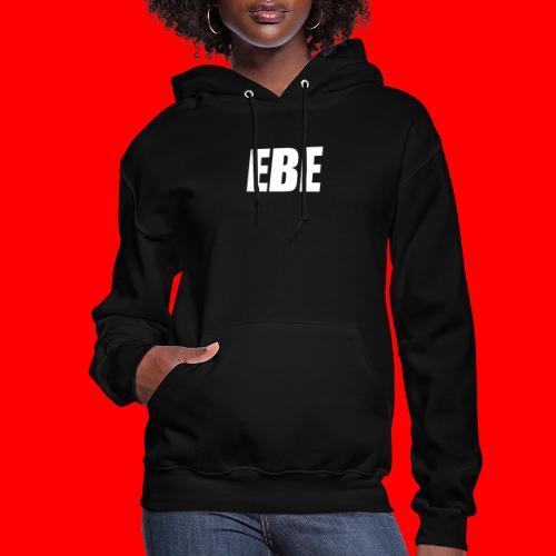EBE WHITE - Women's Hoodie