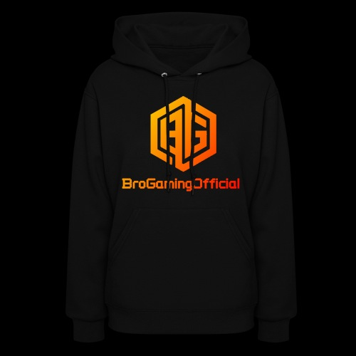 BroGamingOfficial Merch 2 - Women's Hoodie