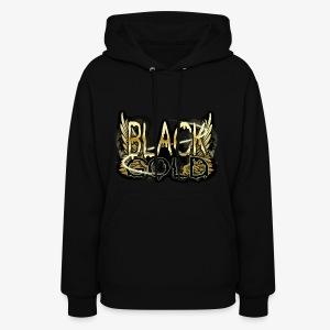 BLACK GOLD - Women's Hoodie