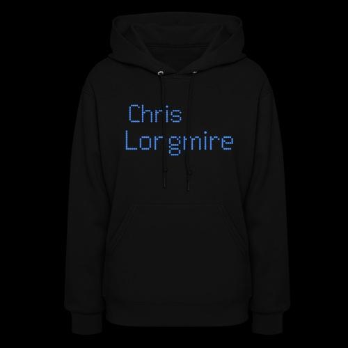 Chris Longmire - Women's Hoodie
