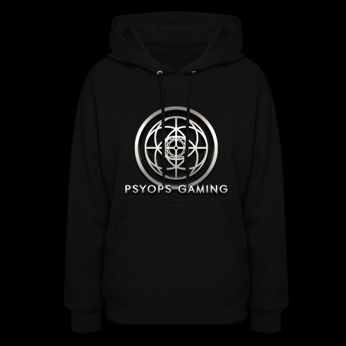 Psyops Gaming Logo - Women's Hoodie