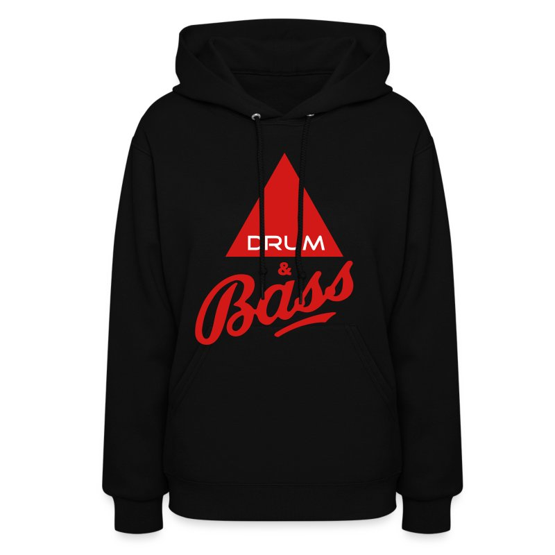 Drum and Bass - Women's Hoodie