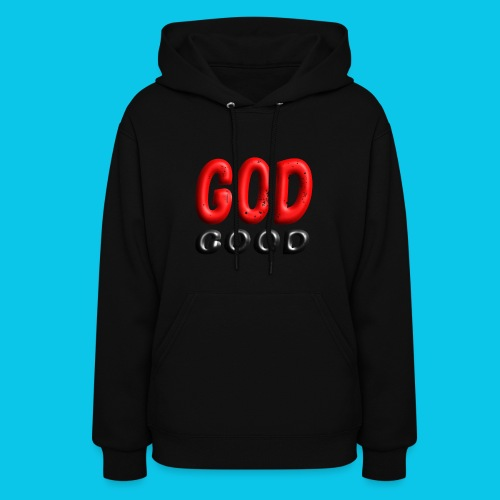 God Good - Blackout Edition - Women's Hoodie