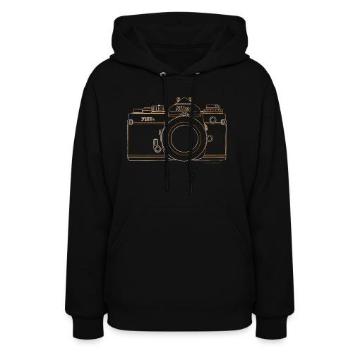 GAS - Nikon FM3a - Women's Hoodie
