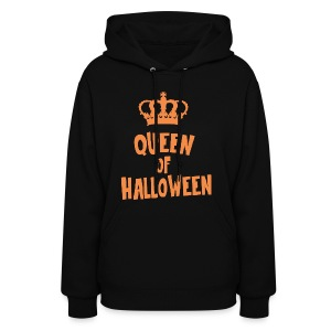 Queen of halloween - Women's Hoodie
