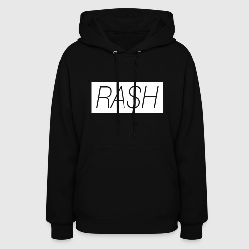 RASH logo ii - Women's Hoodie