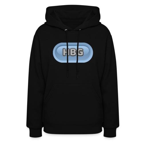 HBG CIRCLE DESIGN - Women's Hoodie