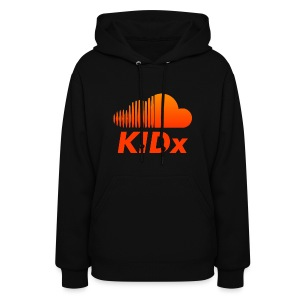 SOUNDCLOUD RAPPER KIDx - Women's Hoodie