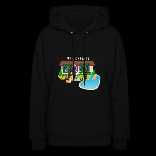 920 Collectiv HOUSE design - Women's Hoodie