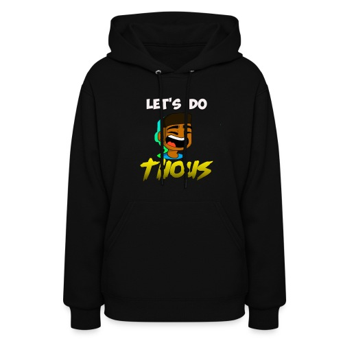 Let's Do Thous by SpartanHunter-720 - Women's Hoodie