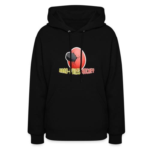 Hard-Boiled Hockey Official Design - Women's Hoodie