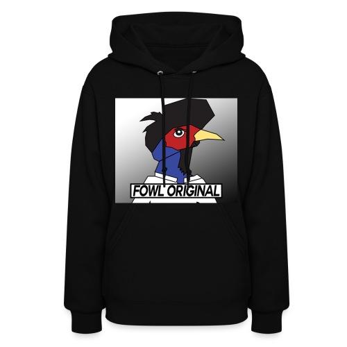 Fowl Original Logo - Women's Hoodie