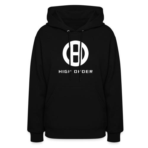 HIGH ORDER CLASSIC WHITE - Women's Hoodie