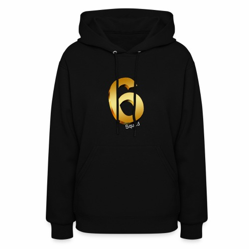 {{GOLD}} (MERCH) 6 squad - Women's Hoodie