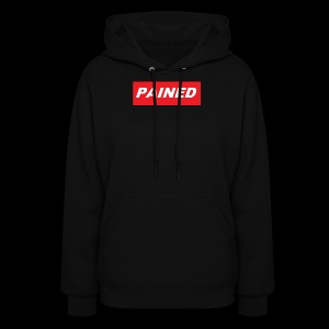 PAINED - Women's Hoodie